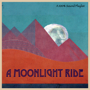 Moonlight Ride Border Square